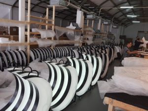 moon shaped lights manufacturing
