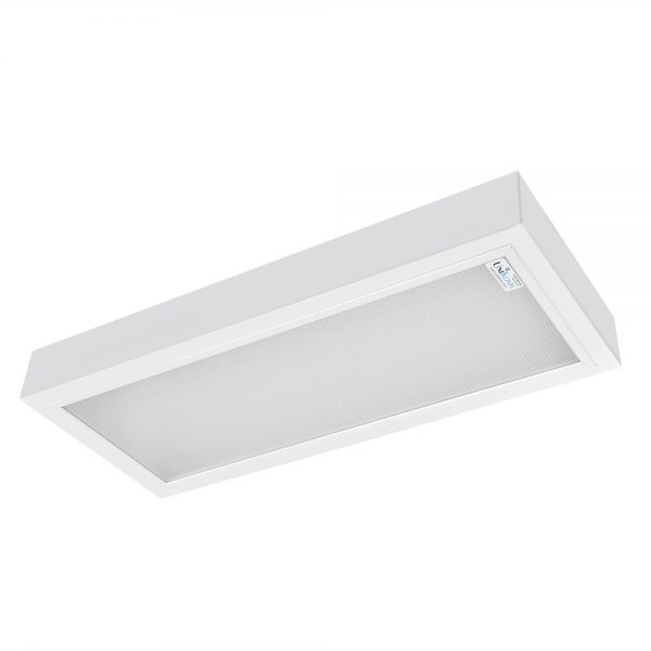 Body of small interior light for surface mounting