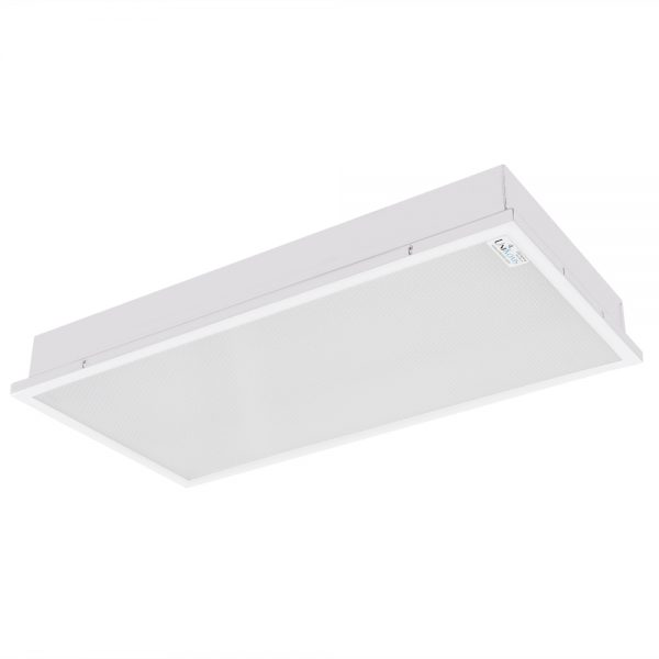 Body of small interior light for mounting in recessed ceiling