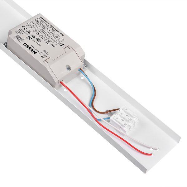Picture of OSRAM LED driver on industrial light