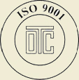 ISO 9001 Certification signet